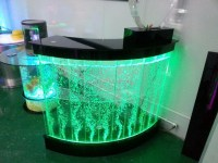 Half Round Reception Desk Modern Curved Reception Desk ...