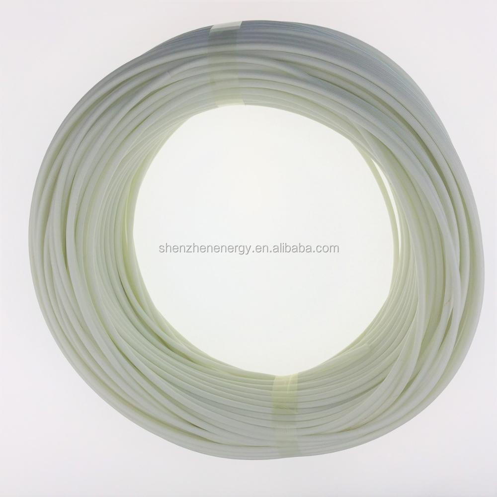 medium resolution of wire harness braided fiberglass insulation silicone rubber tube