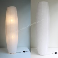 Floor Standing Paper Lamp Shades