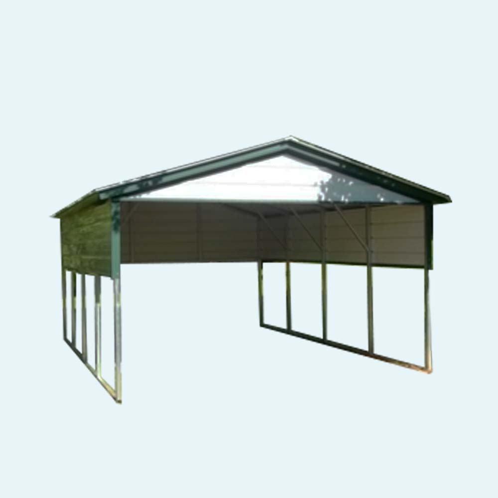 Steel Car Shade Shed Carport