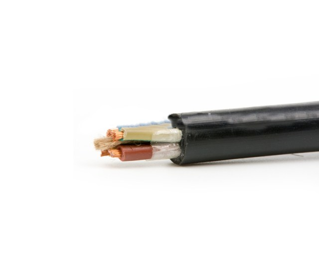 Yjv 70mm Sqmm Copper Cable 600v  Wire Power Cable