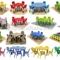 Daycare Table And Chair Set Covers Wedding Hire Cardiff Early Age Plastic Toddler Chairs,kids Chair,cheap Preschool Tables Chairs Qx-b7101 ...
