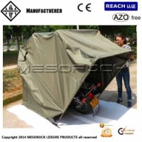Motorcycle Shelter Storage Tent Outdoor Bike Cover ...