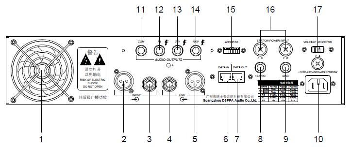 Dsppa Pc2700 650 Vatios Amplificador De Potencia Crown 70