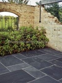 Grey Slate Outdoor Tiles | Tile Design Ideas