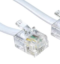 get quotations rhinocables rj11 adsl cable premium quality lead high speed male bt internet broadband modem router telephone [ 1500 x 844 Pixel ]