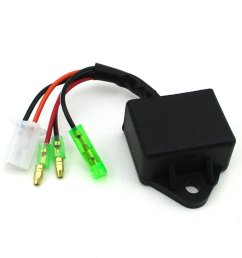 xljoy ac ignition cdi box for eton 50cc 70cc 90cc alpha sports arctic cat 50 90 [ 1005 x 1005 Pixel ]