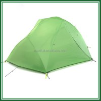 Orange Solar Camping Tent For Sale