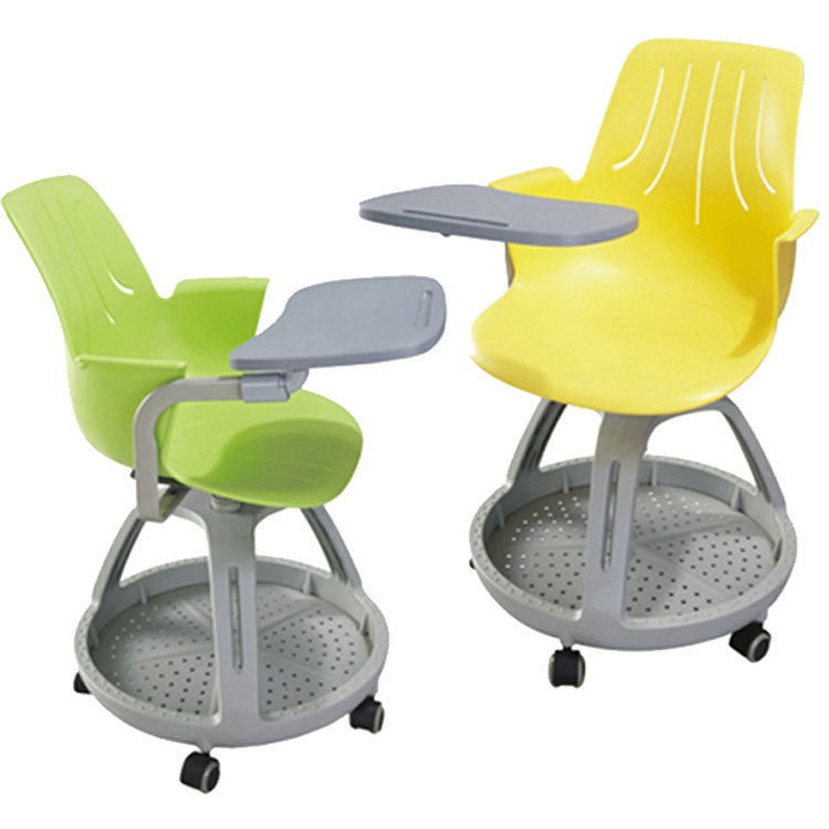 steelcase classroom chairs large living room chair with ottoman school china node casters cheap college big tablet for ipad computer