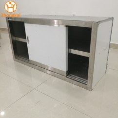 Kitchen Wall Mounted Cabinets Cabinet Clearance Manufacturer Industrial Commercial Storage Stainless Steel Hanging