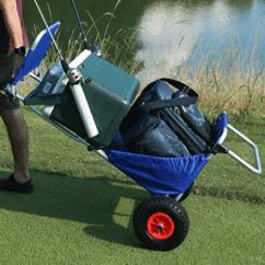 Fishing Chair Hand Wheel Designer Covers Narellan Aluminum Beach Trolley For Buy