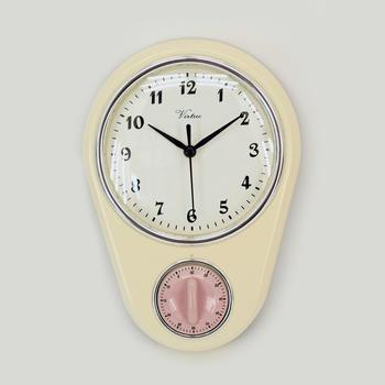 kitchen clocks latest trends in flooring modern clock with timer for wall buy antique