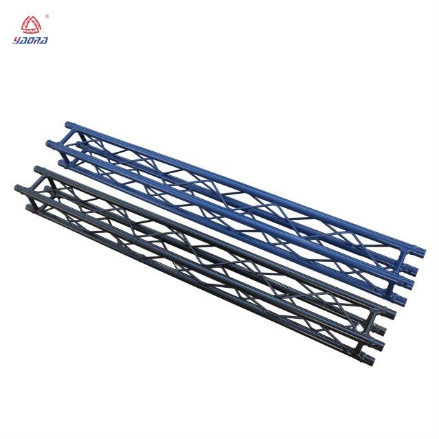 small stage used 12 x 12 aluminum truss black lighting truss buy 12 12 aluminum black truss easy install stage lighting truss used aluminum truss