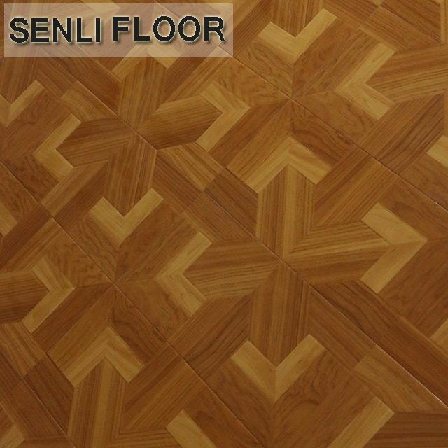 ceramic tile living room floor how do i decorate my walls tiles combination wood blocks restaurant study waterproof anti skid function