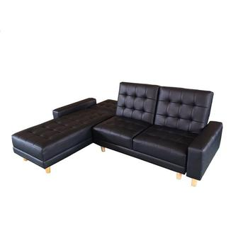 2 seater l shaped sofa bed cabriole legs shape reclining
