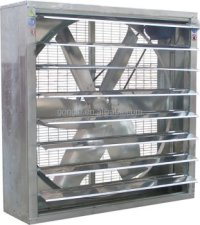 Industrial Workshop / Warehouse Wall Mounted Exhaust Fan