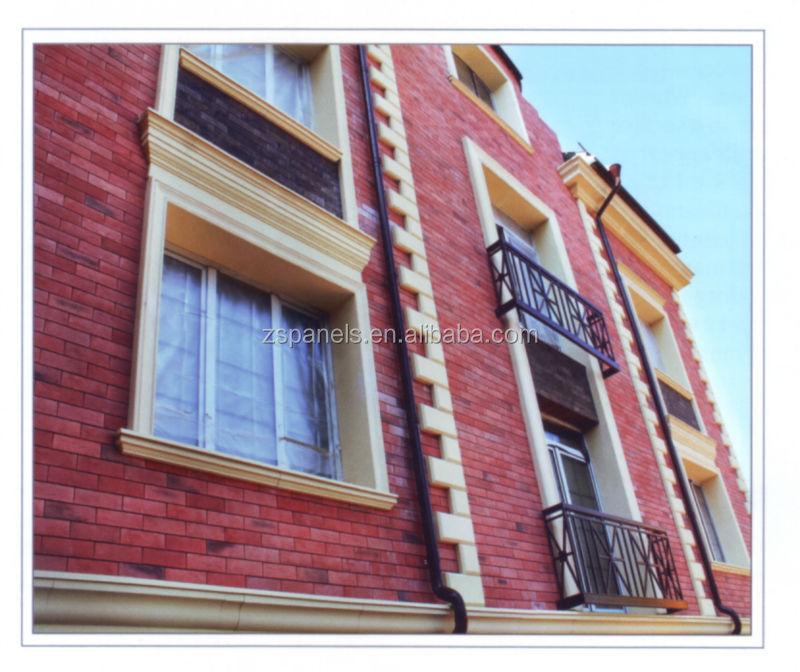 Fasade Decoration Wall Brick TilesFacade Cladding