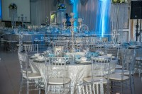 Crystal Clear Tiffany Chairs,Resin Chiavari Chair - Buy ...