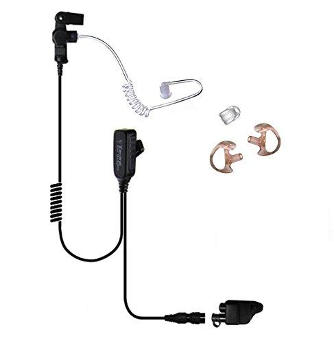 Buy HAWK Police Lapel Mic QR Earpiece for Vertex Standard