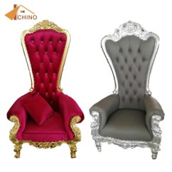 Alibaba Royal Chairs Fairfield Chair Company Hot Sell Throne Queen Loveseat Buy