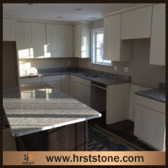 Black Kitchen Faucet Labels Pre Cut Moon White Granite Countertops - Buy ...