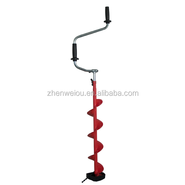 7 Inch Manual Ice Drill/ Hand Ice Auger/ice Digger For