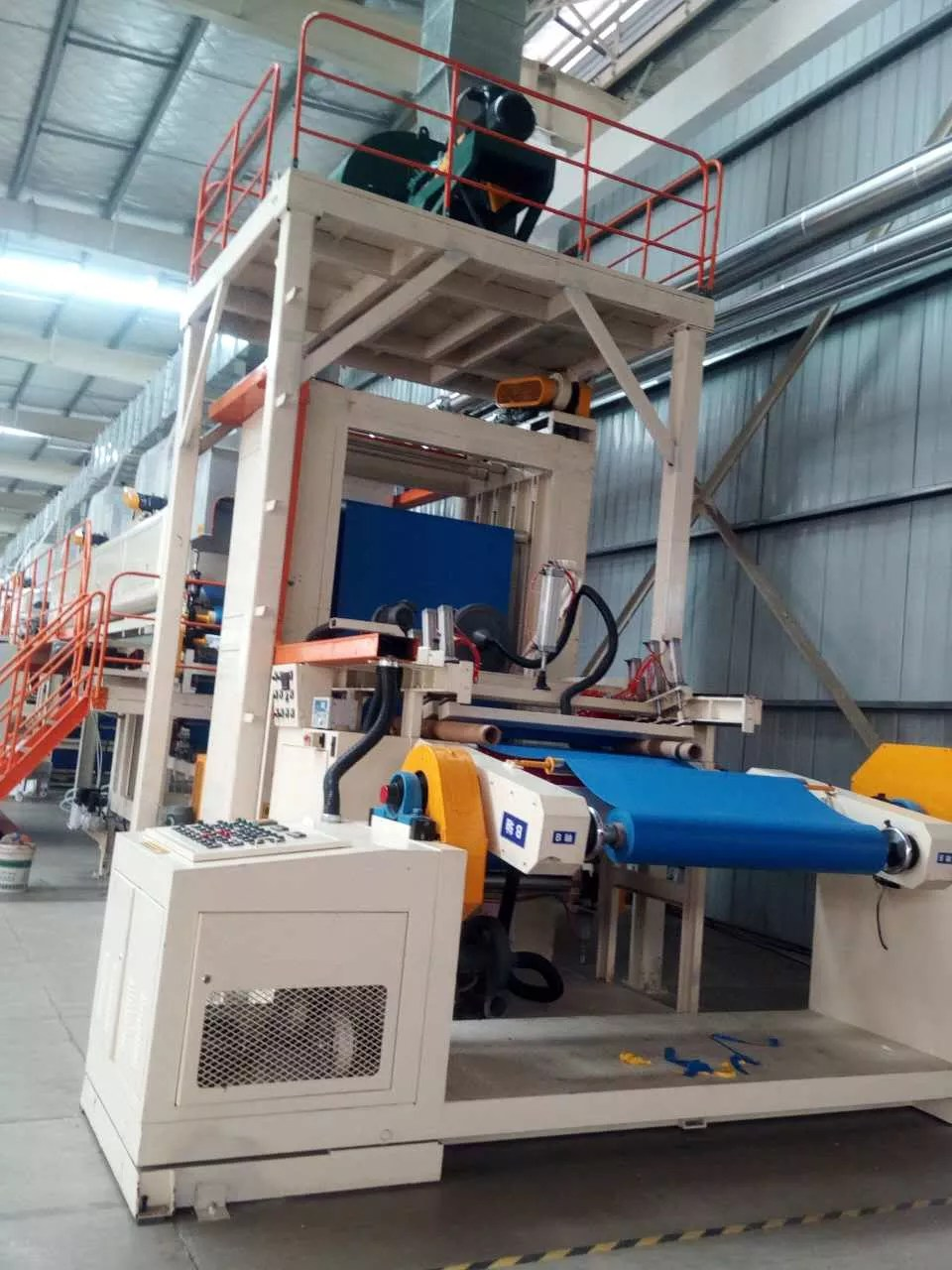 medium resolution of wire harness embossed pvc tape production line machines