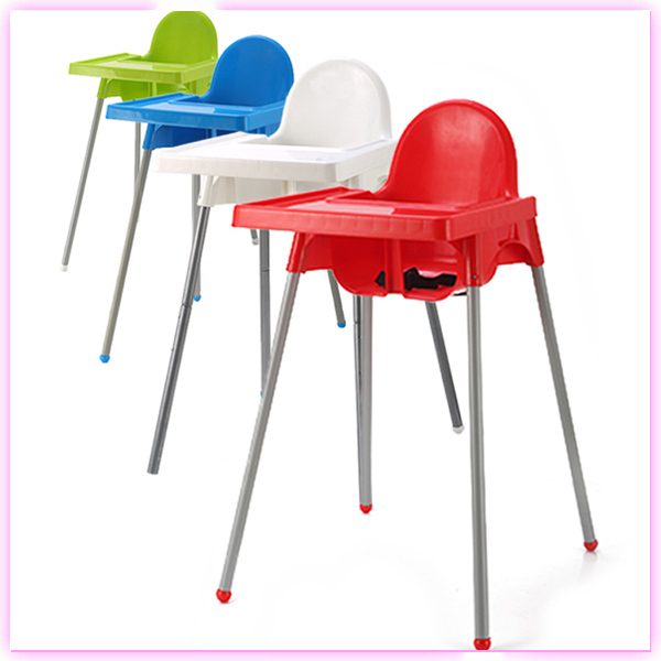 Wholesale high quality folding chairs, white plastic stacking chairs