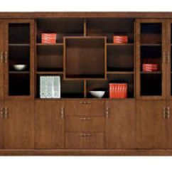 Bookcase Cabinets Living Room Chair Cushions Unique Cabinet Hall Big Office Storage Foh Ke5809y