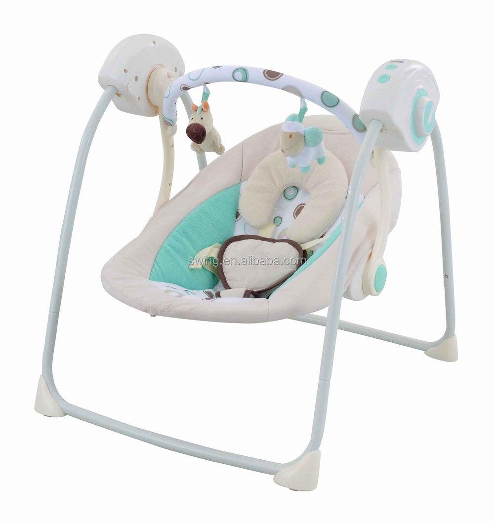 Automatische Schommel Baby.Stoel Baby Leuke Zachte Baby Zetels Sofa Deken Kussen Baby Leren