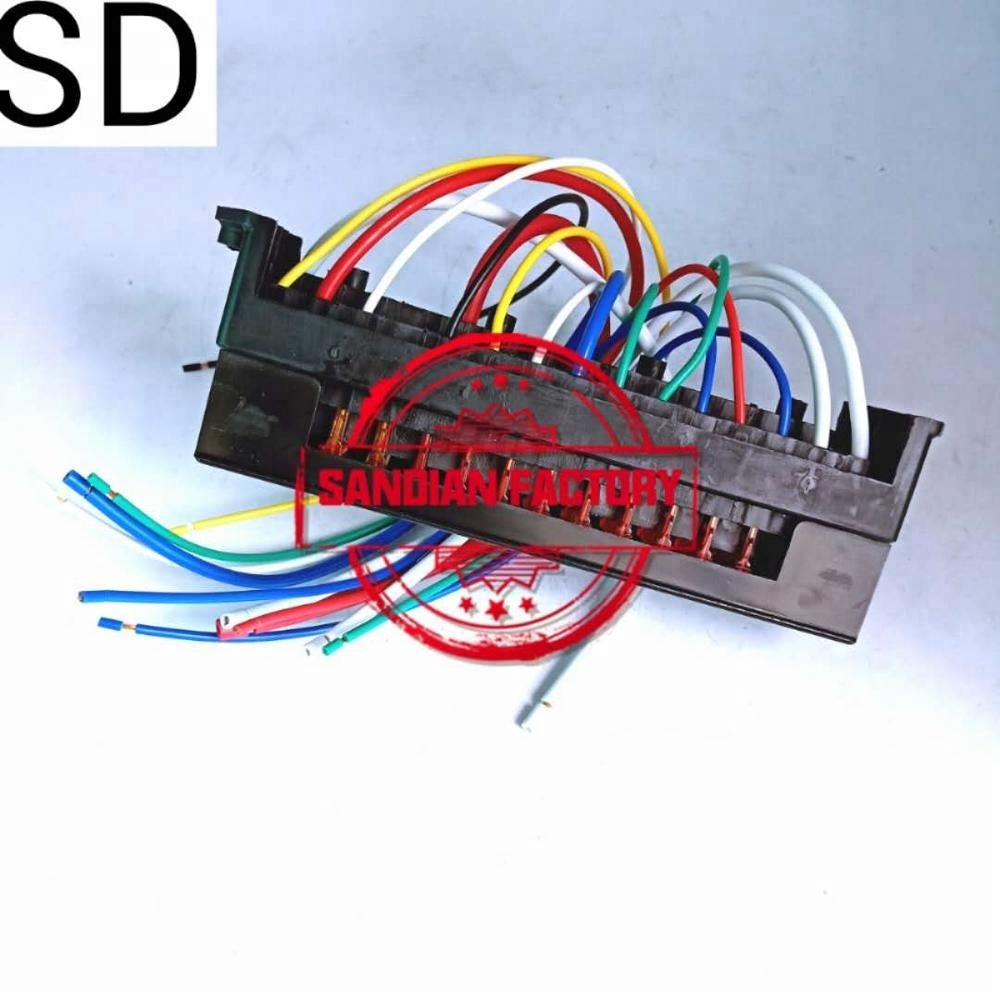 hight resolution of china wholesaler pc120 6 excavator fuse box cabinet for excavator parts