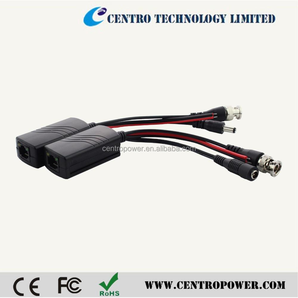 medium resolution of bnc to rj45 balun converter video balun for cctv camera video transmitter module buy video transmitter module product on alibaba com