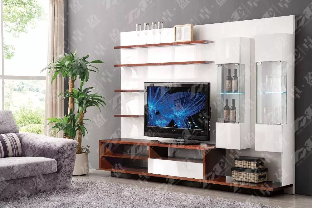 moderne meuble tv product on alibaba