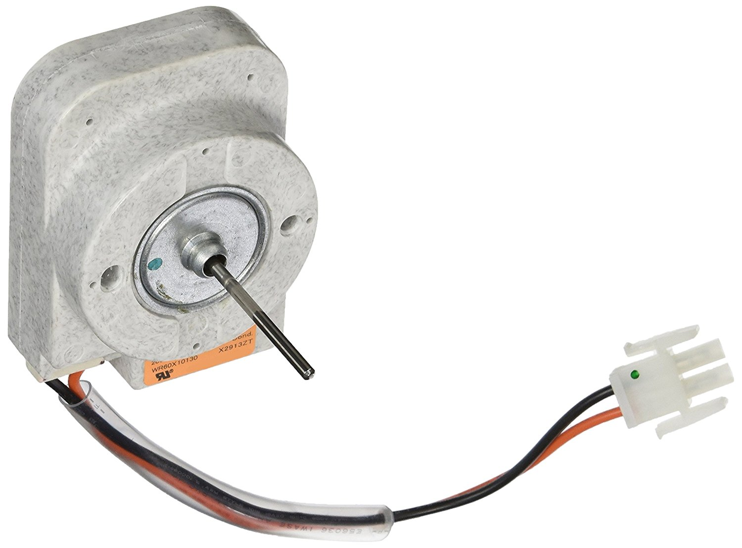 hight resolution of get quotations general electric wr60x10130 condenser fan motor