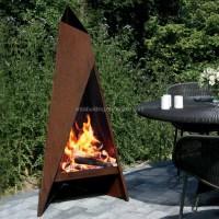 Corten Fire Pit | Outdoor Goods