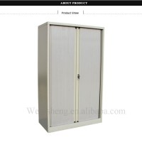 Office Equipments Roller Shutter Door Filing Cabinet With ...