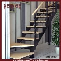 Teak Wood Steel Structure Stairs/steps For Vans Price ...