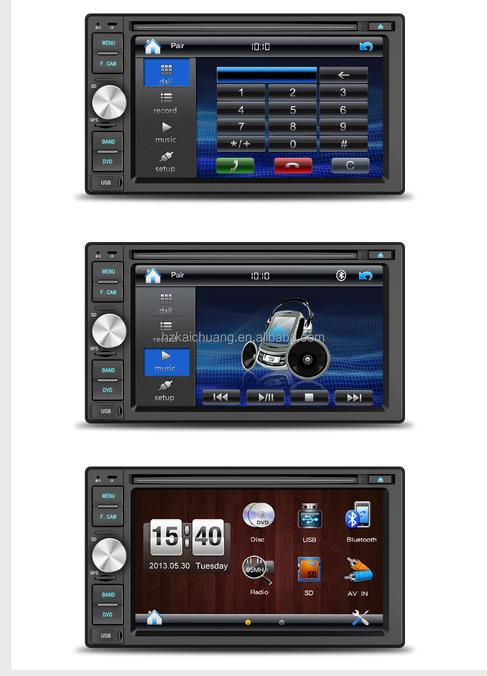 pioneer radio manual frontal brain diagram no labels double dins user car mp3 player for most cars with 6 2inch touch screen