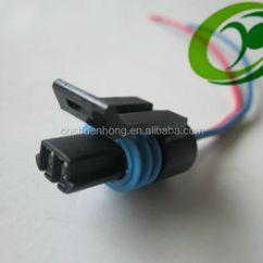 Delco 7si Alternator Wiring Diagram Headlights Lead Repair 2 Wire U0026 Plug For 5si Regulator