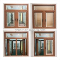 Good Price Aluminium Window Frame And Glass Design In High ...