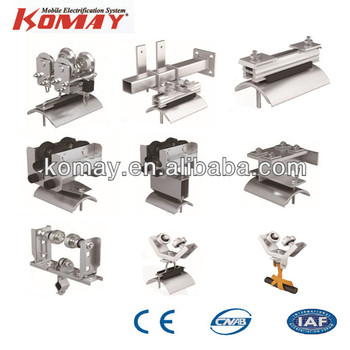 Komay factory price Crane Cable carriers/ I beam cable