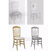China Popular Clear Resin Royal Chair In Wedding - Buy ...