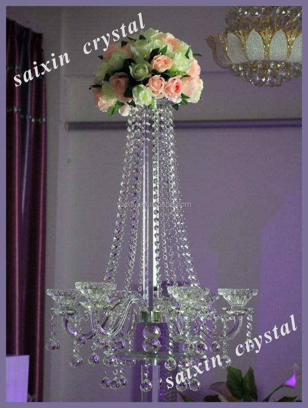 Wedding Candelabra Floor Stands And