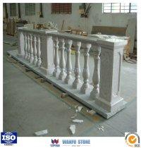 Wholesale Balcony Column/custom Granite Fence Columns ...