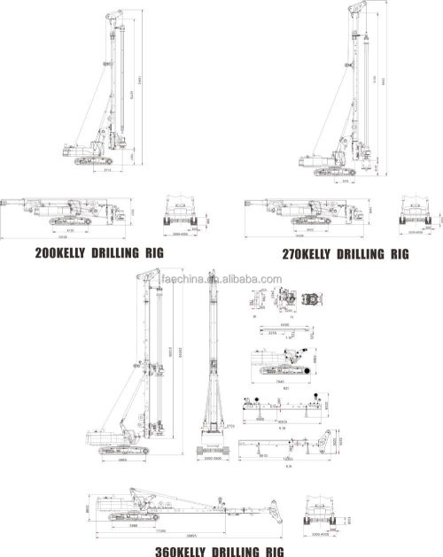 small resolution of alibaba china fae manufacturer deep water well drilling rigs far30 with mud pump or air compressor