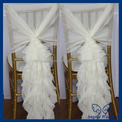 Fancy Chair Covers Big Lots Furniture Chairs Ch090b Popular Organza Wedding Wholesale Cheap Curly Willow - Buy ...