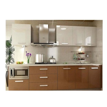 easy fitted acrylic kitchen