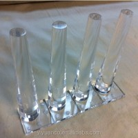 Toyin--018 Furniture Feet Clear Acrylic Furniture Legs ...