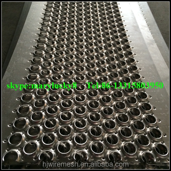 Perforated Metal Coated