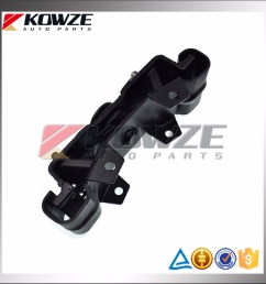 insulator mounting transmission manual for mitsubishi l200 triton kb4t kb5t mr992717 [ 1000 x 1000 Pixel ]